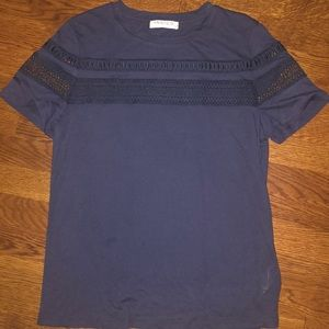 short-sleeved shirt from indigo collection